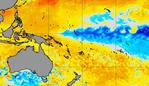 La Nina as seen by US NOAA agency