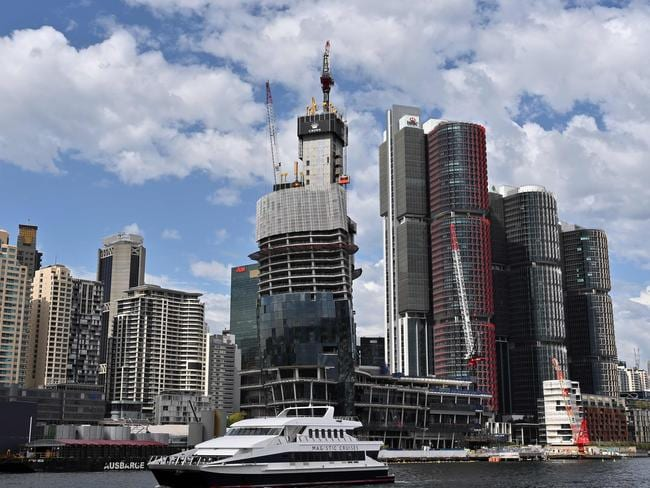 Renting in the CBD has gotten much easier. (Photo by Saeed KHAN / AFP)