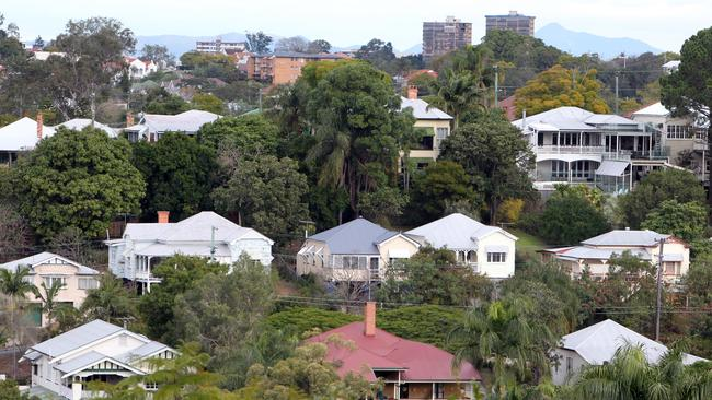 Houses are now cheaper to rent than units in Brisbane, new research shows.