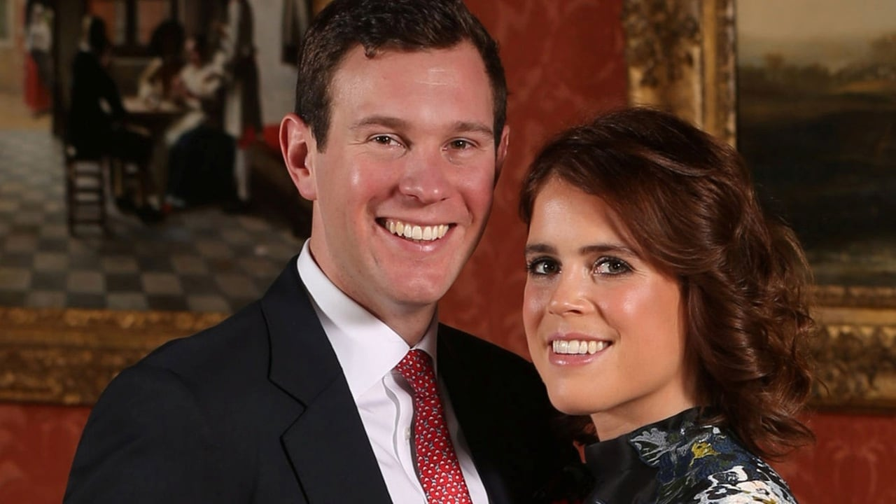 Princess Eugenie sets wedding date