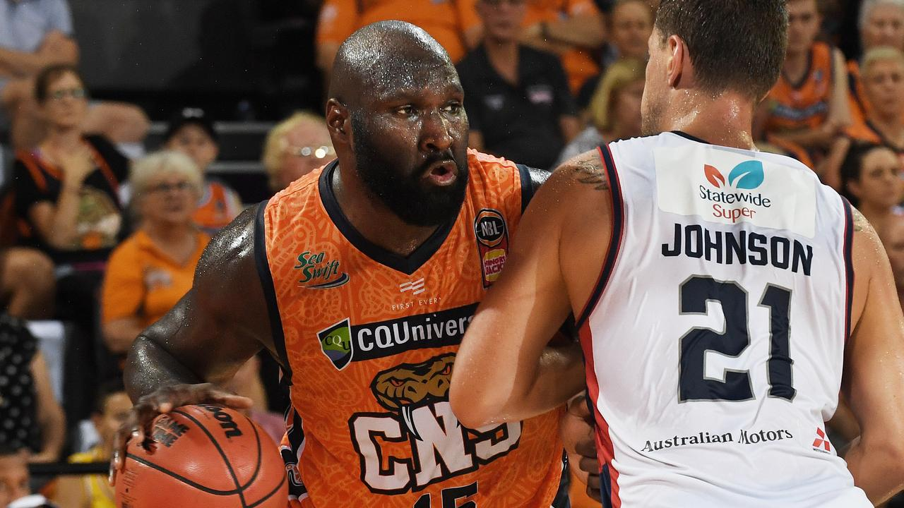 Jawai will be back in Cairns.