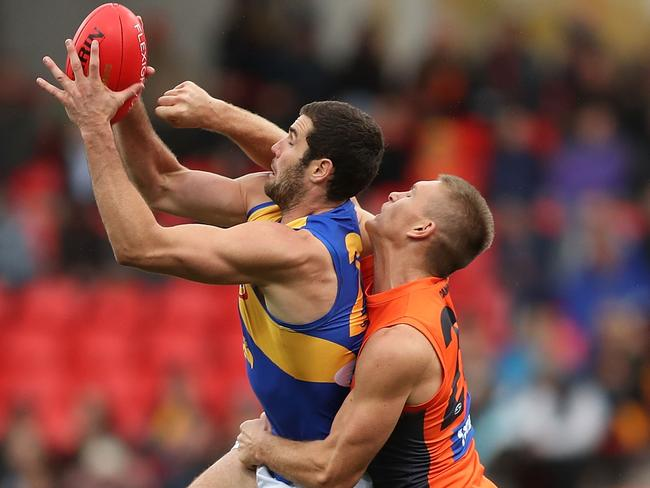 Jack Darling. (Photo by Mark Metcalfe/AFL Media/Getty Images)
