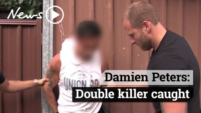 Damien Peters: Double killer caught