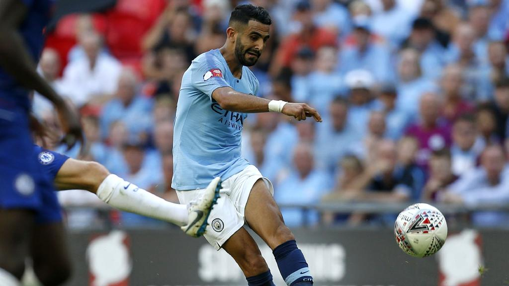 38fb9ccc818 Riyad Mahrez adds further depth to Manchester City s talent-laden squad.