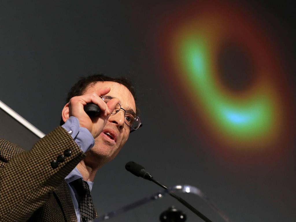 black hole photo astronomers capture image for the first