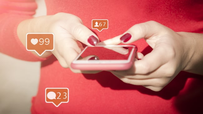 Do 'likes' really make our days? Image: iStock.