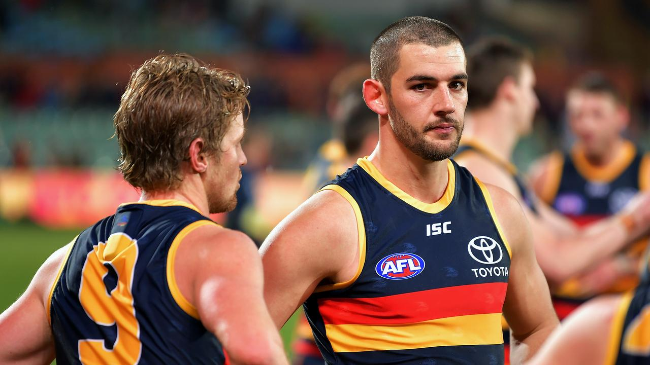 We're still talking about the Adelaide pre-season camp. Photo: Daniel Kalisz/Getty Images