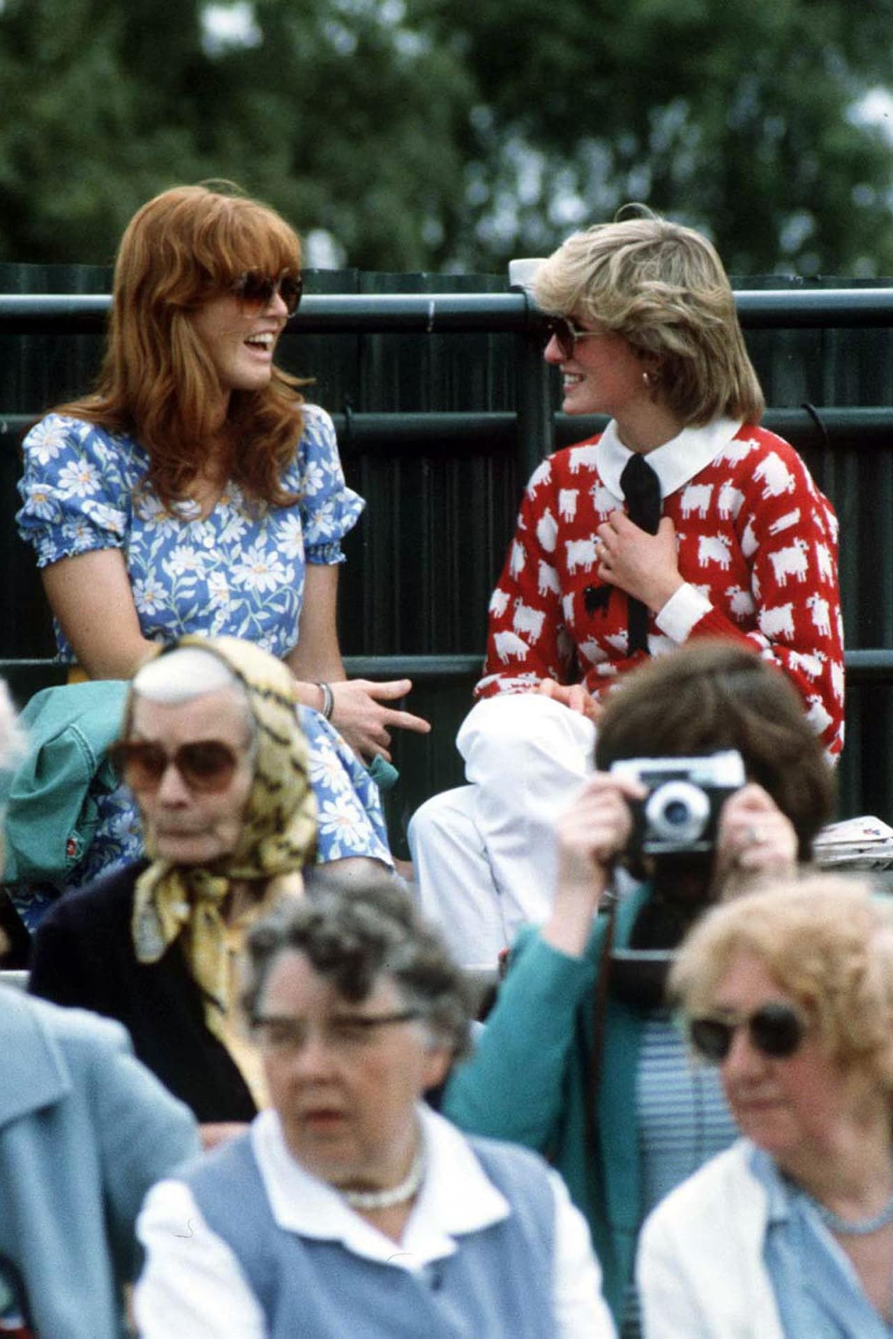 Sarah Ferguson addresses the rumours regarding her relationship with Princess Diana