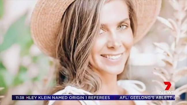 AFL Brad Green's wife Anna passes away (7 News)