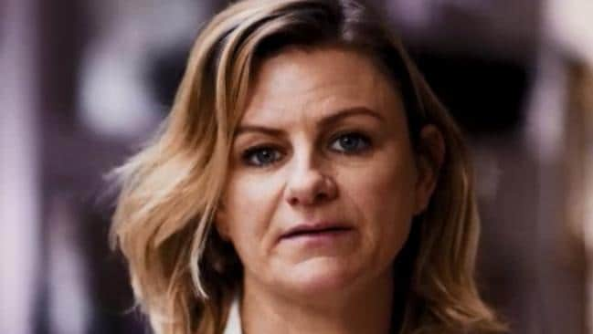 Zelda Perkins said she was advised by lawyers that it would be impossible to bring criminal action upon Weinstein after he allegedly tried to rape a colleague. Picture: ABC.