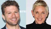 Ryan Phillippe has subtly shaded Ellen DeGeneres