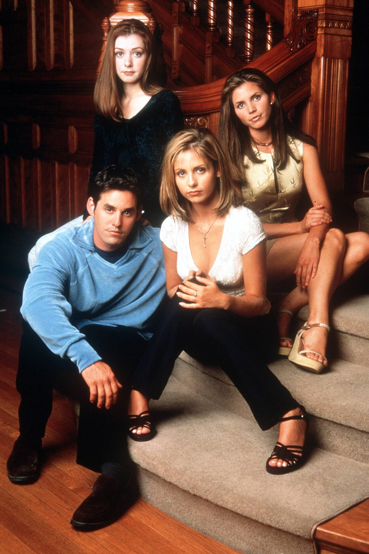Buffy the Vampire Slayer is about to be rebooted