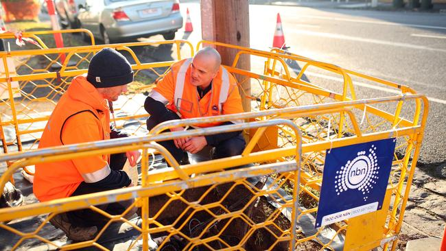 The NBN is still rolling out