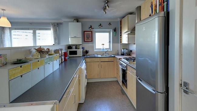 Potential buyers were able to ask questions about the property at 2 Darwen Place, Hackney, East London in real time when its open inspection was put on Facebook. Picture: SellMyHome.co.uk and Virtual Walkthrough.