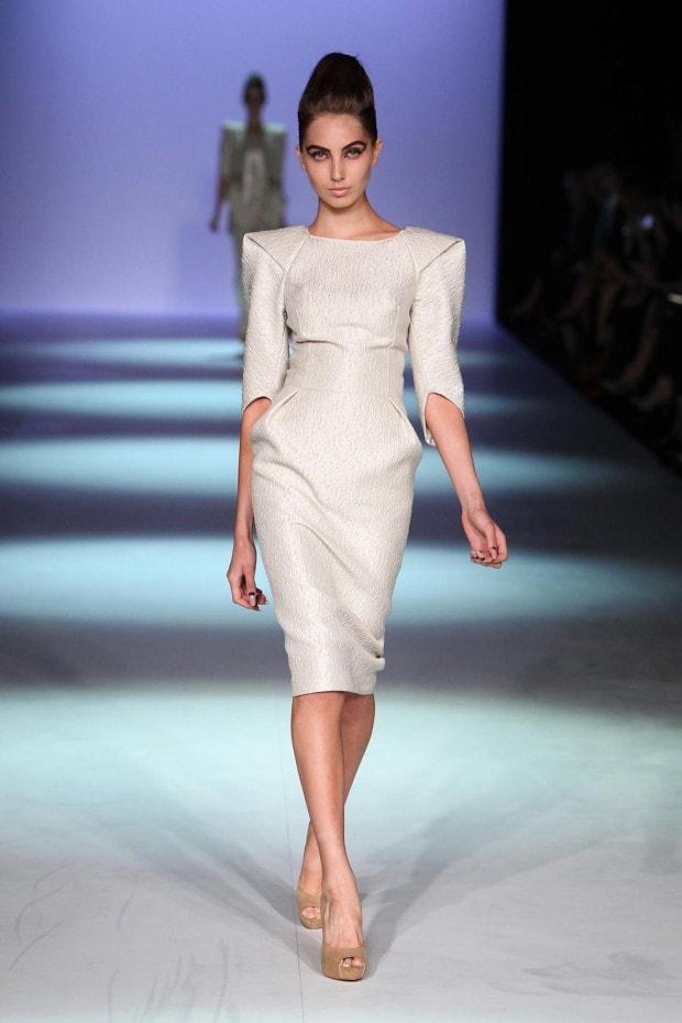 Toni Maticevski Australian Fashion Shows S/S2012/13