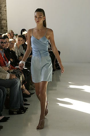 Josh Goot Australian Fashion Shows Spring/Summer 2005
