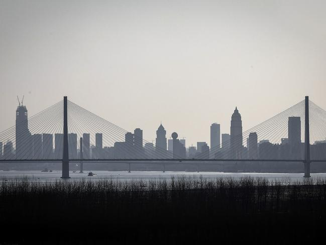 Hubei officials have announced even tougher measures on movement across the province. Picture: Getty Images