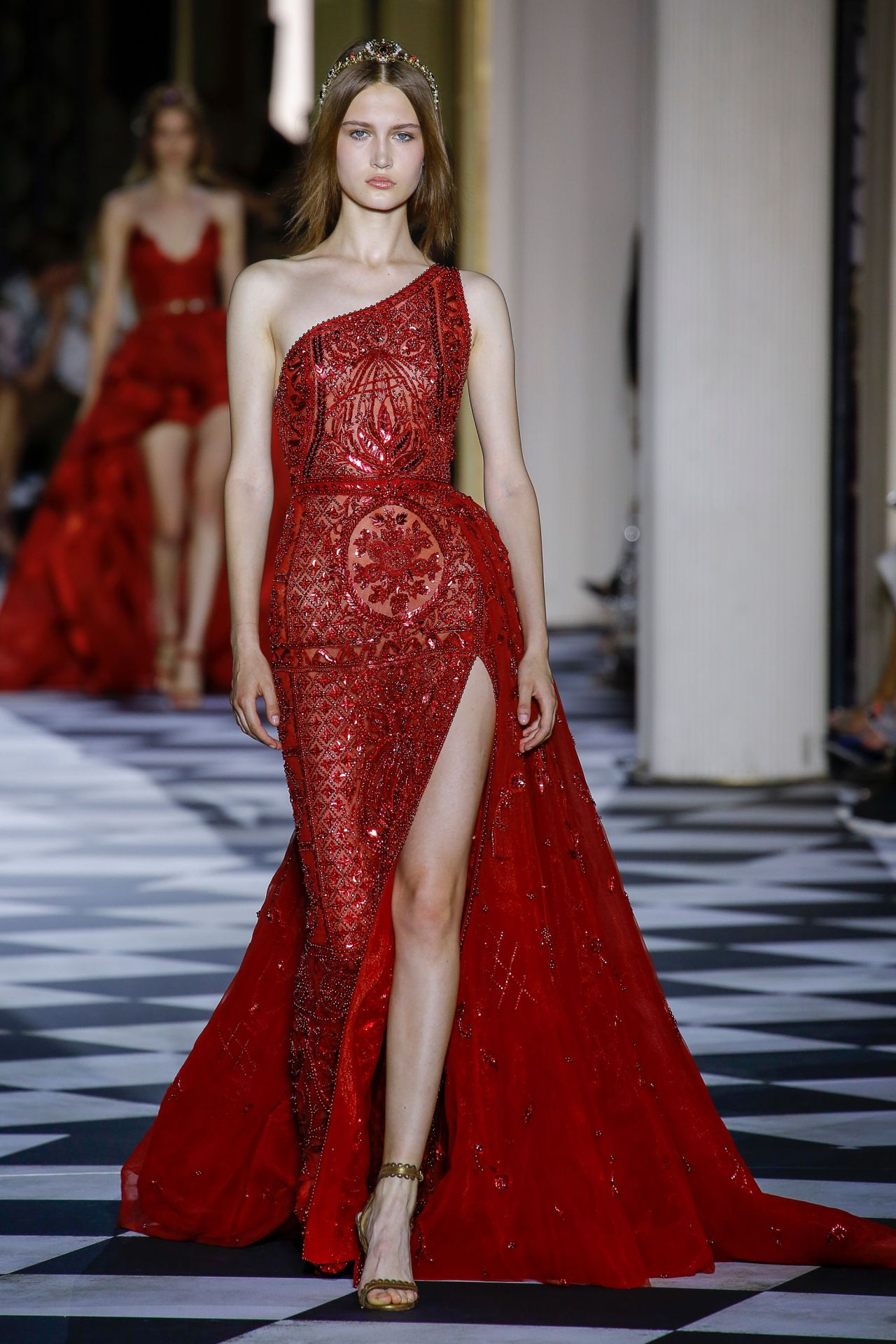 Zuhair Murad haute couture autumn/winter '18/'19