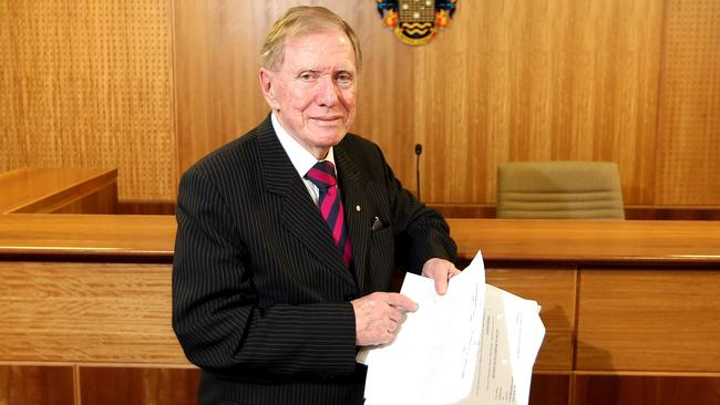 Michael Kirby said he had meant no offence but stood by his comments.