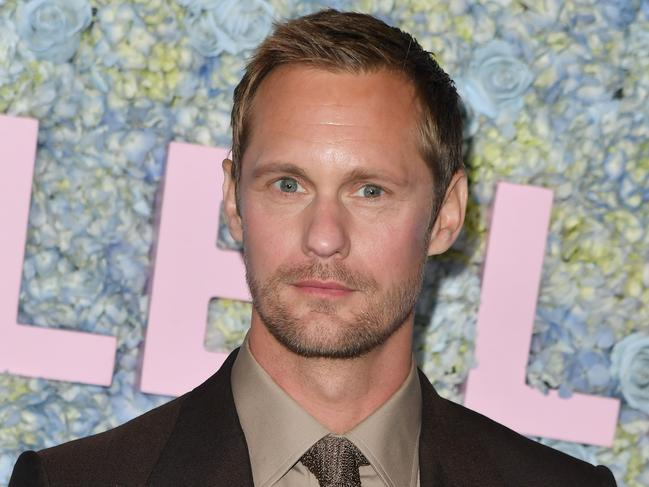 Is Perry back for season two? Former True Blood star Alexander Skarsgard fuelled speculation by attending the show's premiere in New York this week. Picture: AFP