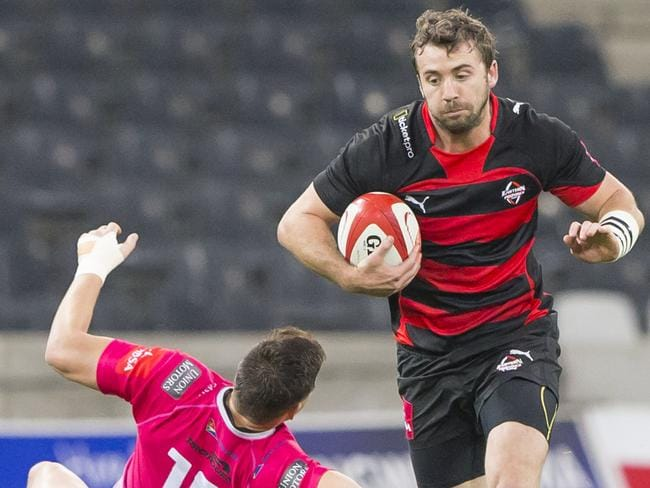 Tim Whitehead chose to put his rugby career on hold rather than stay with the Kings.