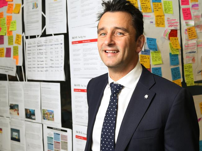 NAB's Antony Cahill believes the comprehensive credit reporting changes are good for competition.