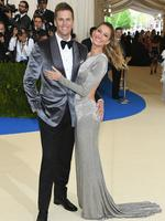 "Tom Brady and Gisele Bundchen attend the ""Rei Kawakubo/Comme des Garcons: Art Of The In-Between"" Costume Institute Gala at Metropolitan Museum of Art on May 1, 2017 in New York City. Picture: Getty"