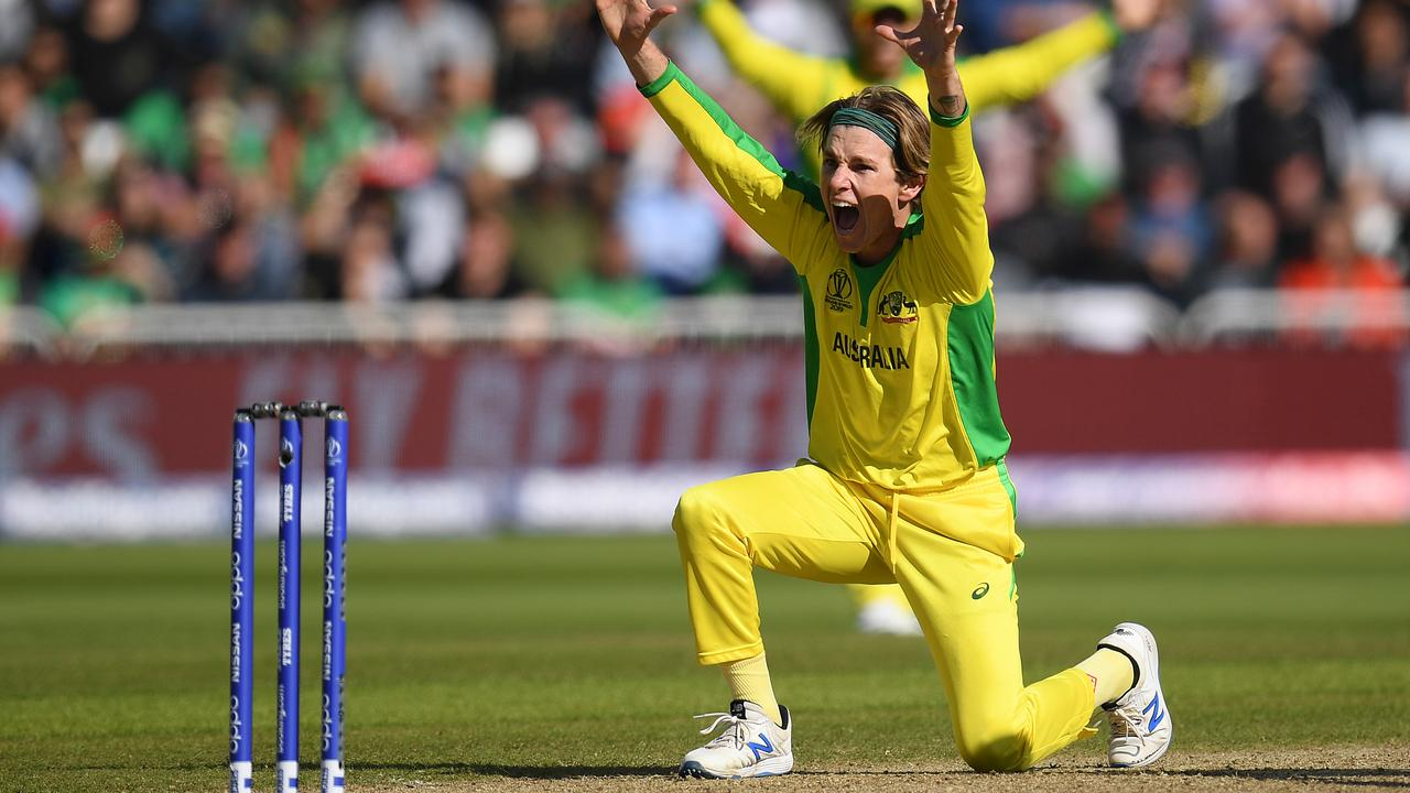 The next World Cup could be career-defining for Adam Zampa.