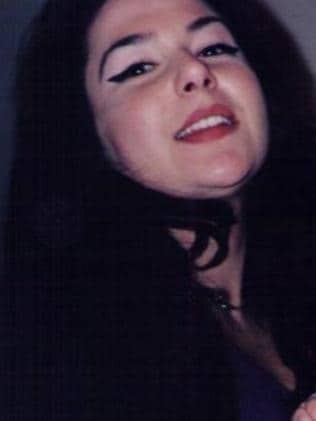Amirah Droudis in around 2002, years before she became Man Monis's lover.