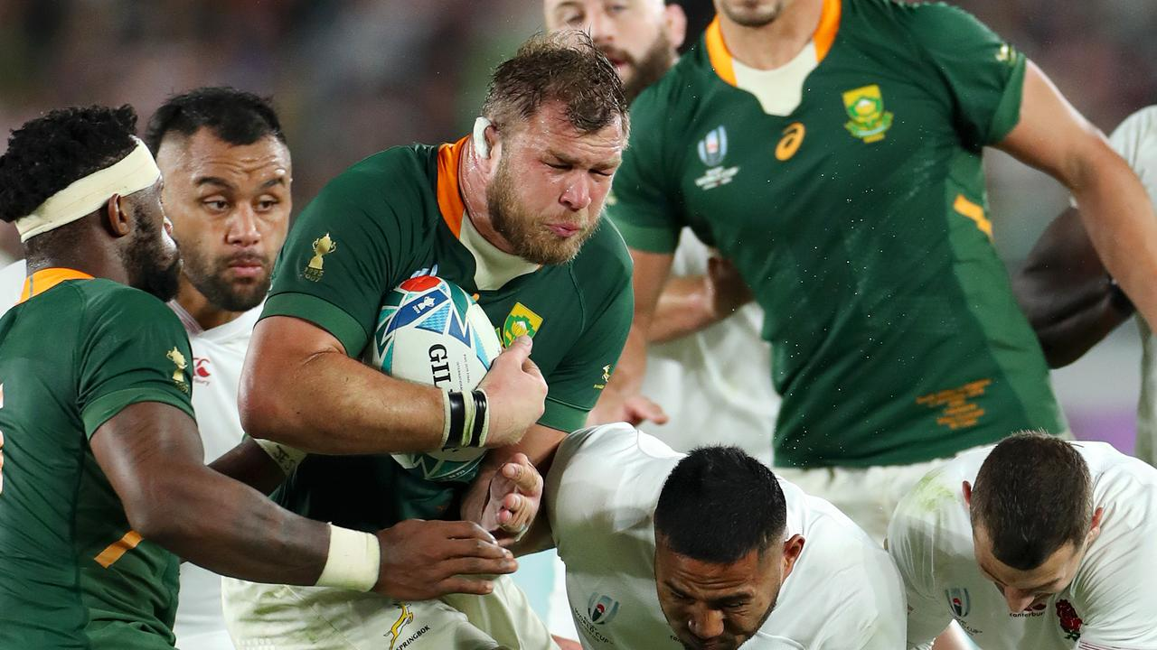 Rugby Championship in chaos with world champs' shock withdrawal – Fox Sports