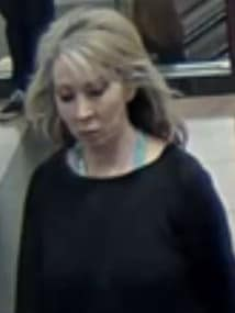 The purse belongs to an elderly woman and contains sentimental photos. Picture: Victoria Police