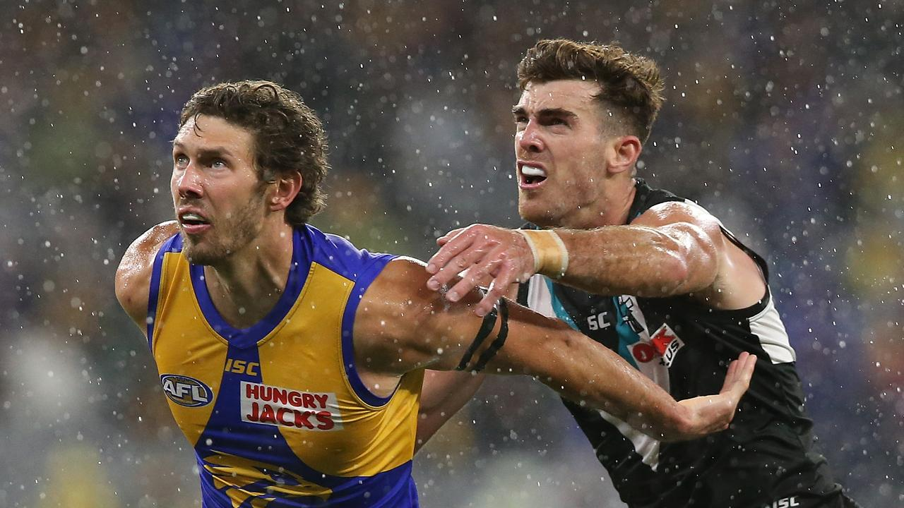 Scott Lycett was superb. (Photo by Paul Kane/Getty Images)