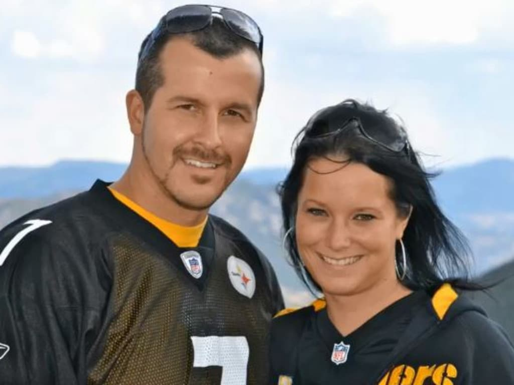 Chris Watts: Killer dad had sex with wife before murders | Herald Sun
