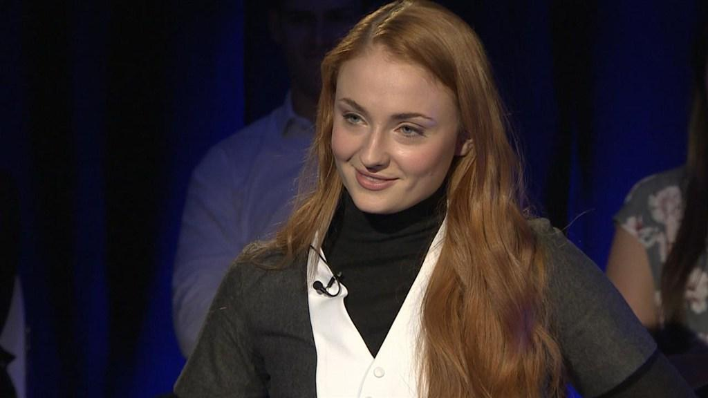 Sophie Turner on 'Game of Thrones' Going Beyond the Books