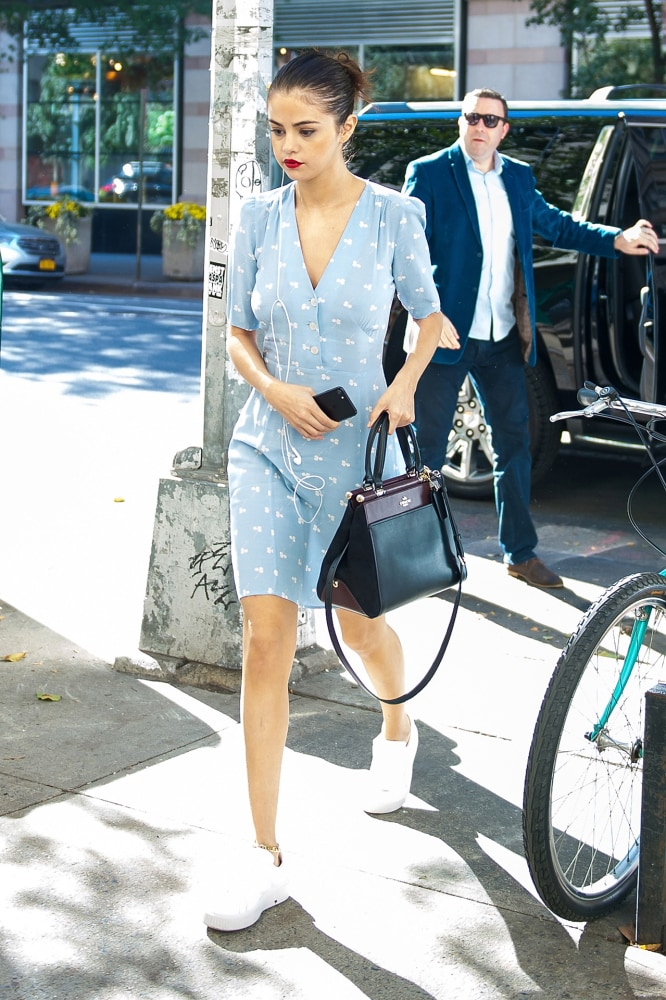 Decoding Selena Gomez's off-duty dressing