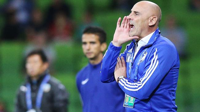Kevin Muscat oversaw a big ACL win midweek.