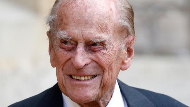 The Duke of Edinburgh has died at the age of 99. Picture: Adrian Dennis/AFP
