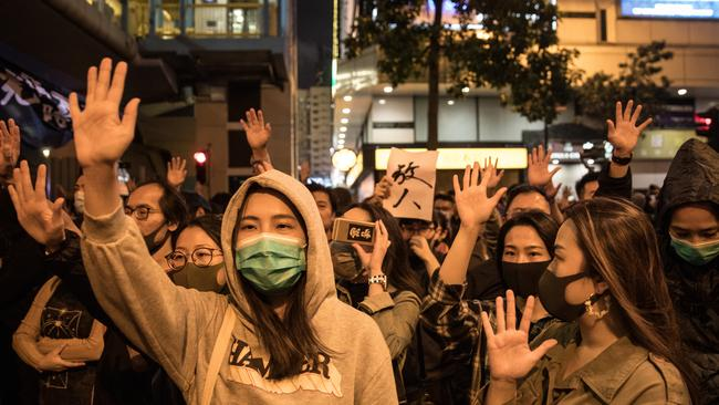 The Hong Kong protesters were given a massive win over mainland China following the local elections.