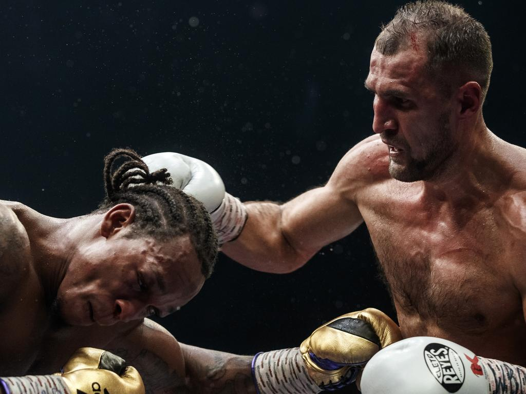 Sergey Kovalev defeated Anthony Yarde in August.
