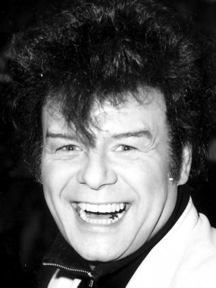 Gary Glitter during his 70s heyday. Picture: Supplied