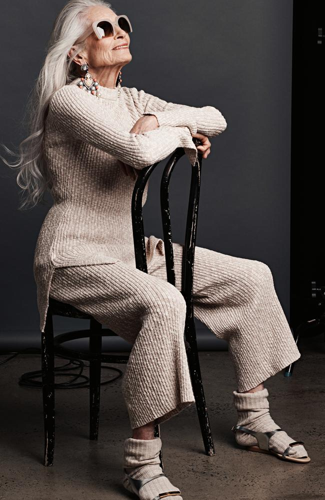Daphne Selfe Is The Worlds Oldest Supermodel And She Can -3433