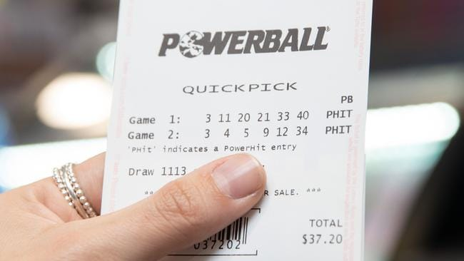 Winning Powerball Numbers Nsw