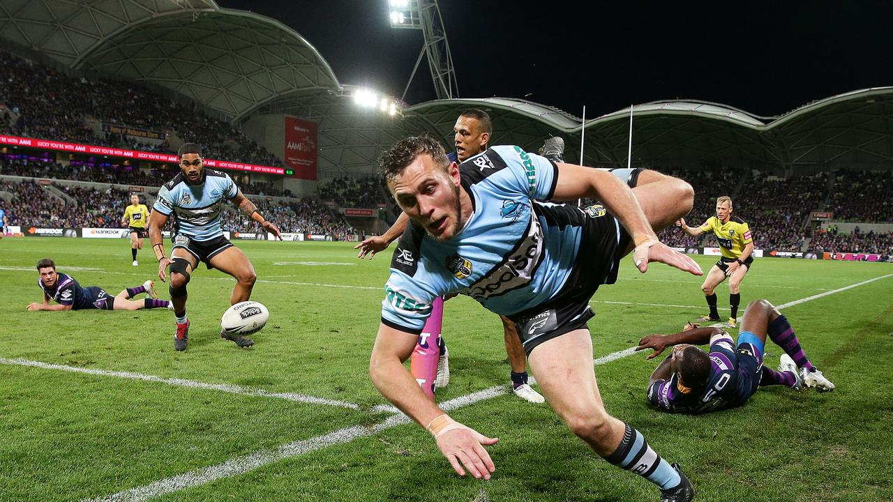 Cronulla's Kurt Capewell should lock down a starting spot for the Sharks this year