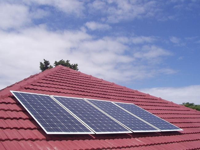 Solar panels ... new technology is set to drive their popularity even further.