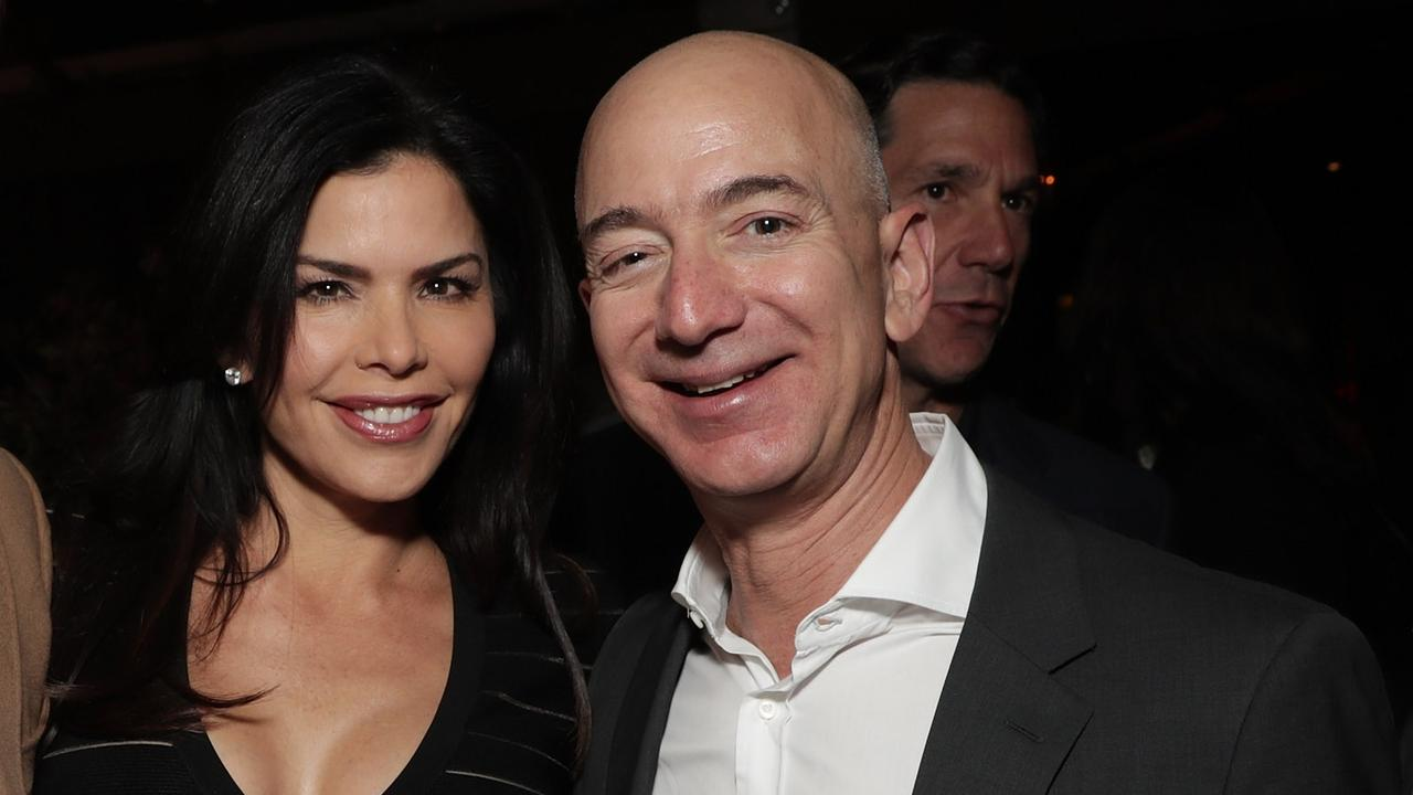 Jeff Bezos Embarrassed After Private Texts To Girlfriend Shared  The Courier-Mail-3265