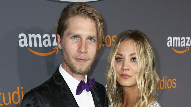 Kaley Cuoco and Karl Cook were married earlier this year.