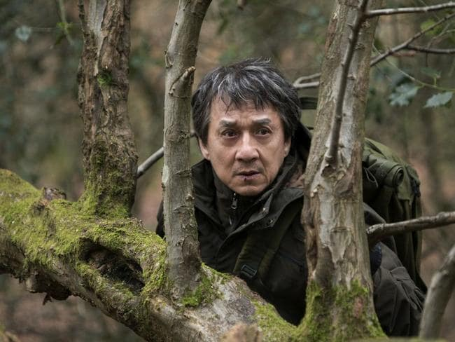 The perennially popular Jackie Chan. Picture: Supplied