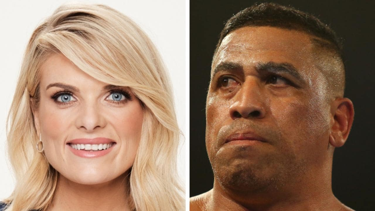 John Hopoate hit out at Erin Molan in a threatening post.