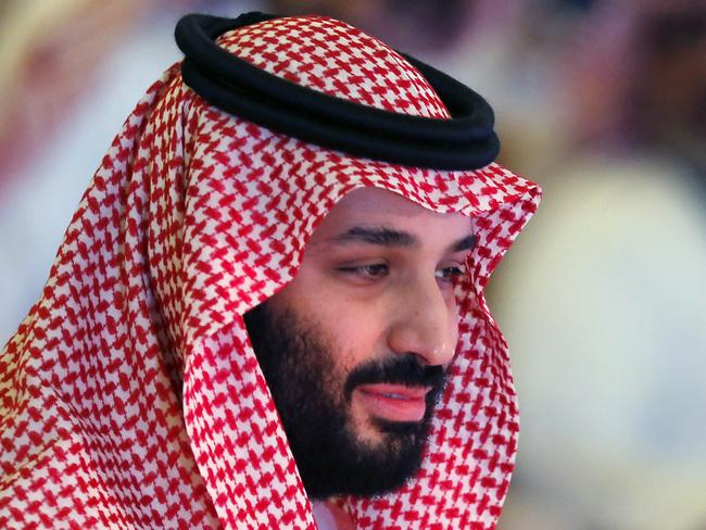 Saudi Crown Prince, Mohammed bin Salman has vowed to bring the killers of Jamal Khashoggi to justice. Picture: AP Photo/Amr Nabil