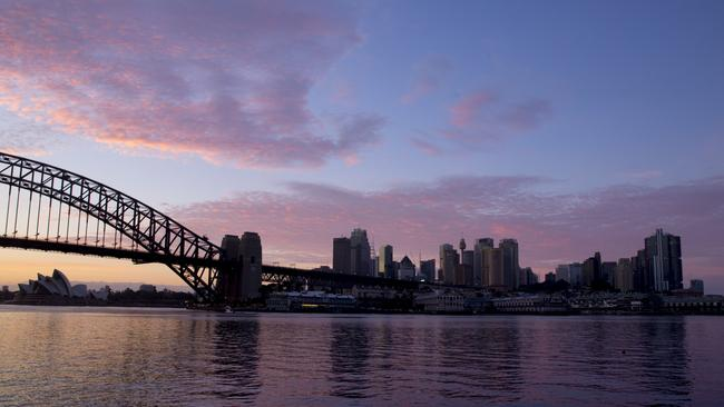 A new survey has found Sydney has the second most expensive housing market in the world. Picture: Jenny Evans.